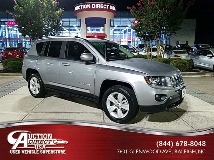2016 Jeep Compass Latitude Raleigh