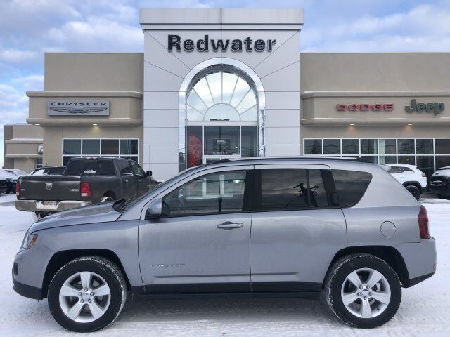 2016 Jeep Compass North - All Wheel Drive - Heated Seats - Remote Start Redwater AB
