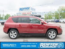2016_Jeep_Compass_North All Season 4x4, LOW KMS! Heated Seats, Remote Start, Bluetooth_ Calgary AB