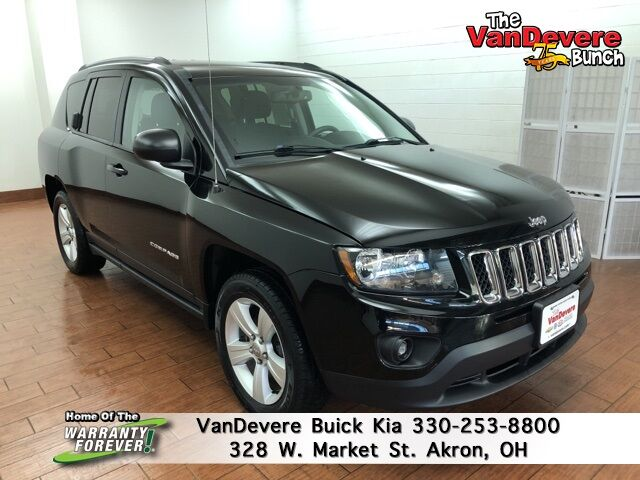 2016 Jeep Compass Sport Akron OH