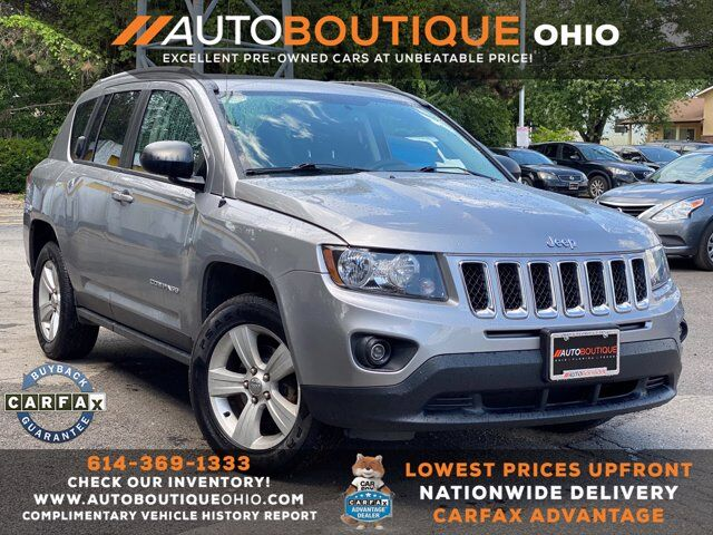 2016 Jeep Compass Sport Columbus OH