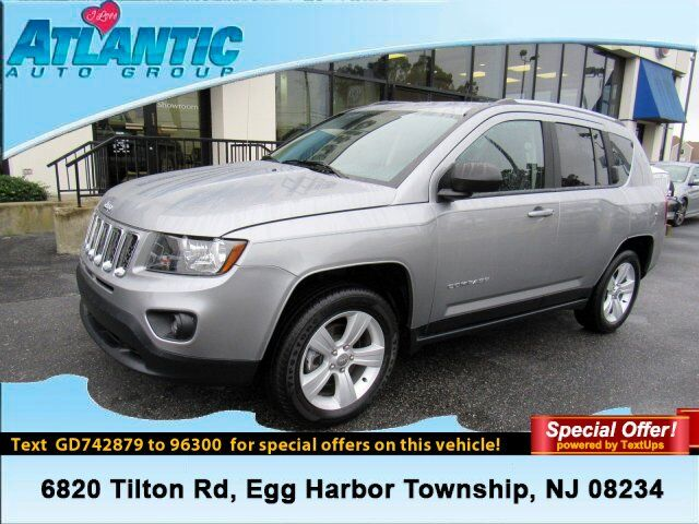 2016 Jeep Compass Sport Egg Harbor Township NJ