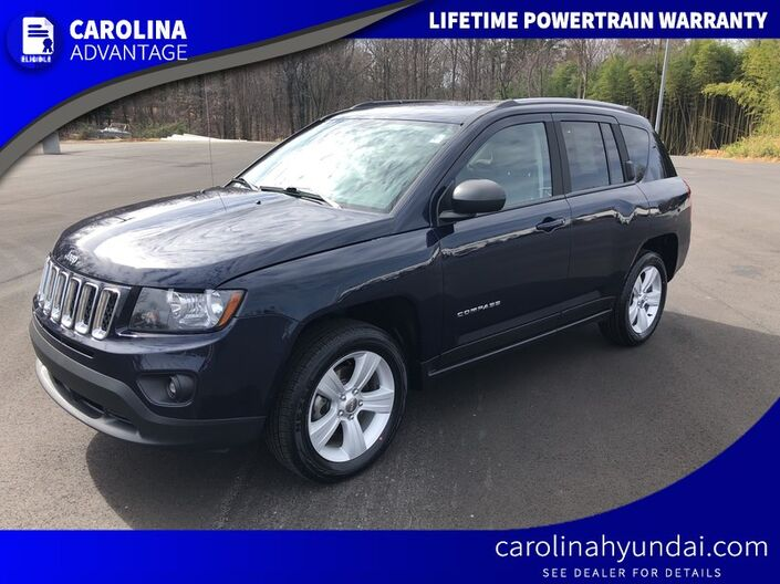 2016 Jeep Compass Sport High Point NC