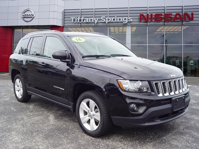 2016 Jeep Compass Sport Kansas City MO