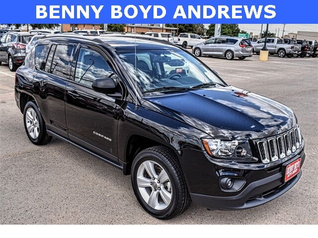 2016 Jeep Compass Sport Andrews TX