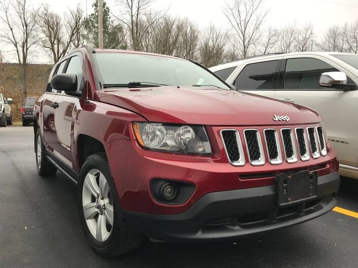 2016 Jeep Compass Sport Rock City NY