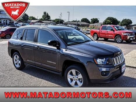 2016_Jeep_Compass_Sport_ Lubbock & Wolfforth TX