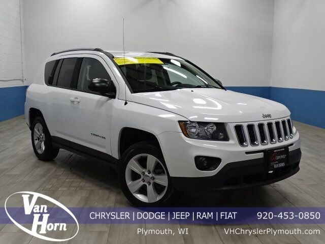 2016 Jeep Compass Sport Plymouth WI