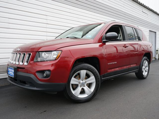 2016 Jeep Compass Sport Portsmouth NH