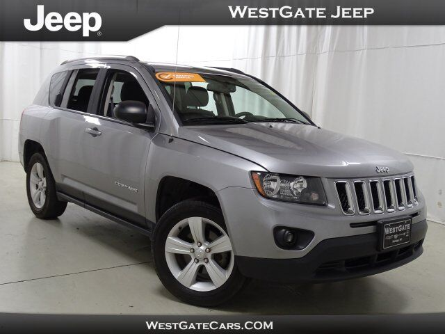 2016 Jeep Compass Sport Raleigh NC