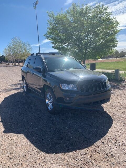 2016_Jeep_Compass_Sport_ Santa Fe NM