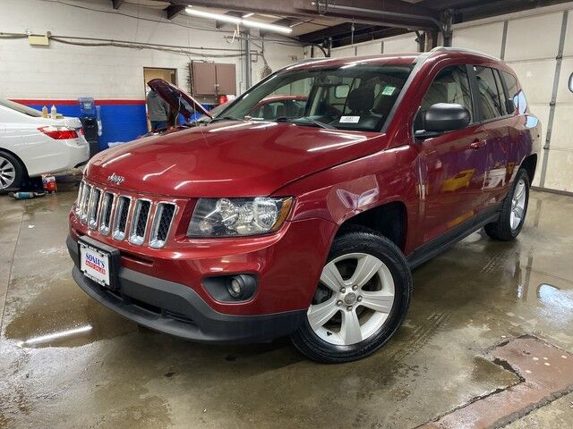 2016 Jeep Compass Sport Worcester MA