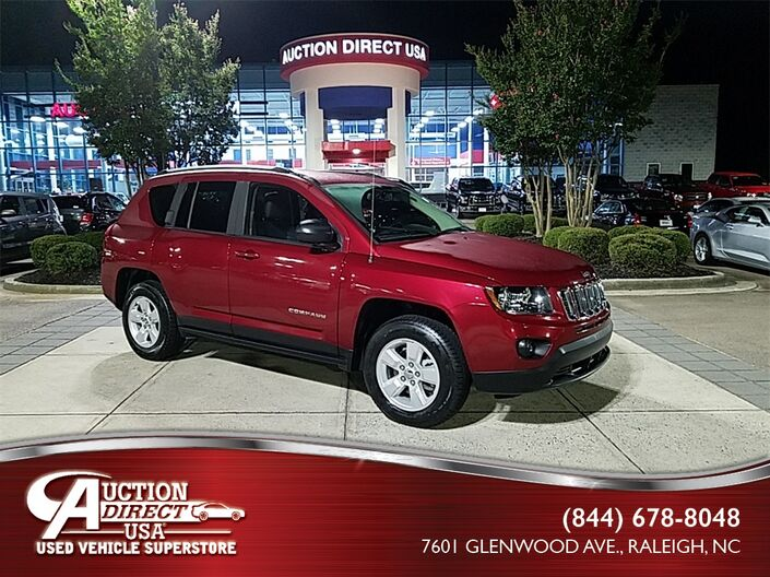 2016 Jeep Compass Sport Raleigh