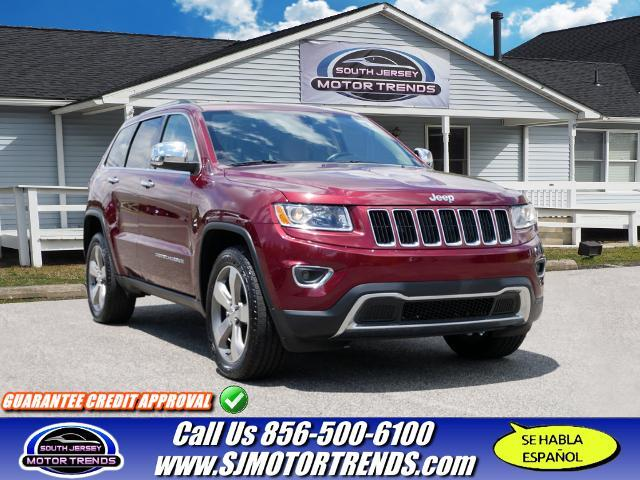 2016 Jeep Grand Cherokee Vineland NJ