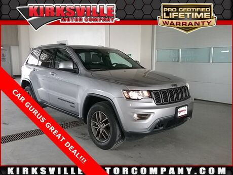 2016 Jeep Grand Cherokee 4WD 4dr 75th Anniversary Kirksville MO