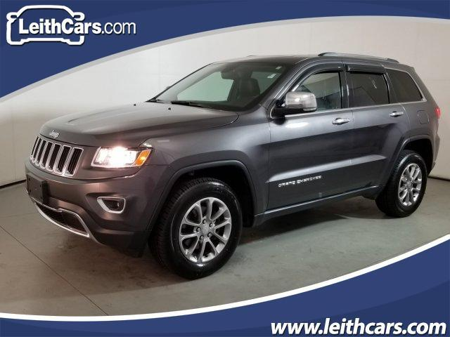 2016 Jeep Grand Cherokee 4WD 4dr Limited Cary NC