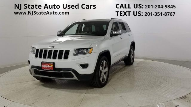 2016 Jeep Grand Cherokee 4WD 4dr Limited Jersey City NJ