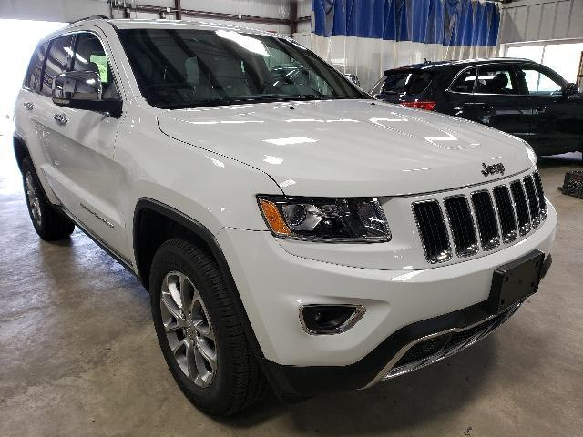 2016 Jeep Grand Cherokee 4WD 4dr Limited Pittsfield MA