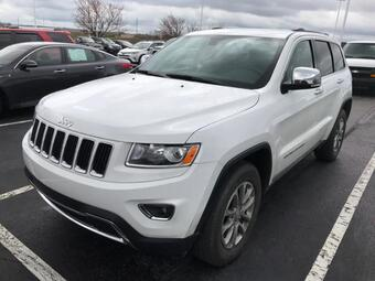 2016_Jeep_Grand Cherokee_4WD 4dr Limited_ Richmond KY