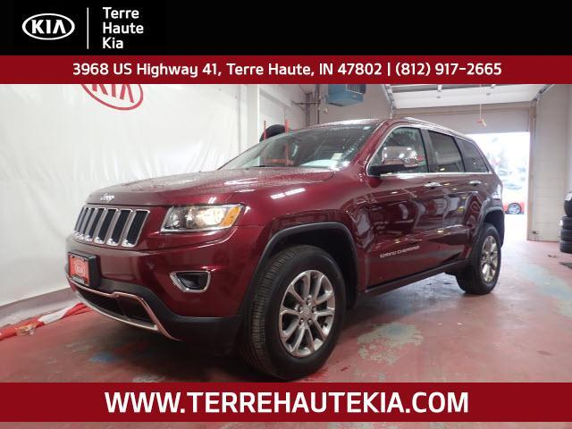 2016 Jeep Grand Cherokee 4WD 4dr Limited Terre Haute IN