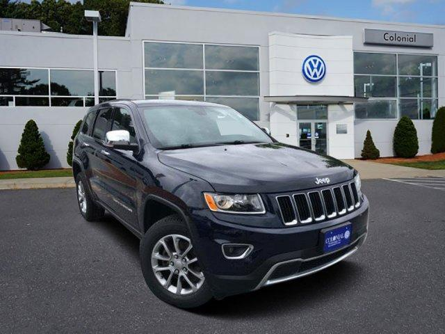 2016 Jeep Grand Cherokee 4WD 4dr Limited Westborough MA