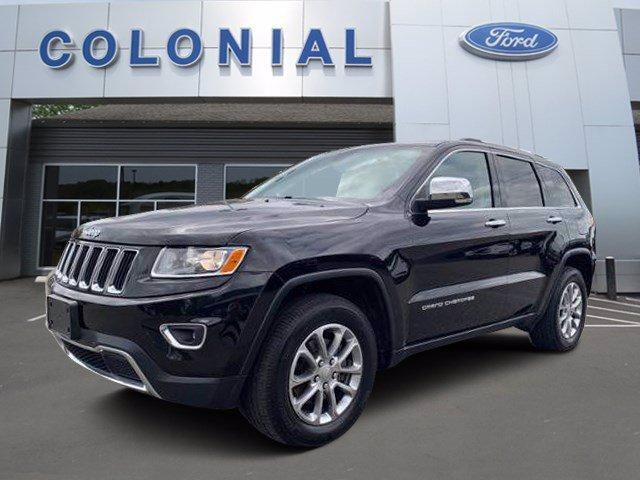 2016 Jeep Grand Cherokee 4WD 4dr Limited Marlborough MA