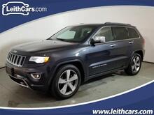 2016_Jeep_Grand Cherokee_4WD 4dr Overland_ Cary NC