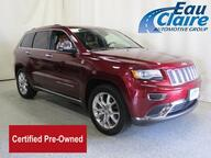 2016 Jeep Grand Cherokee 4WD 4dr Summit Eau Claire WI