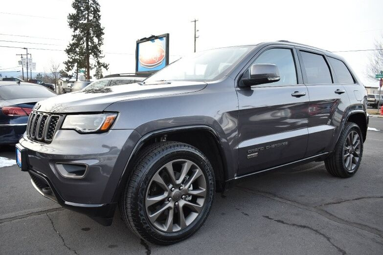 2016 Jeep Grand Cherokee 4WD Limited Bend OR