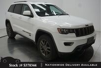 Jeep Grand Cherokee 75th Anniversary Edition CAM,SUNROOF,HTD STS 2016