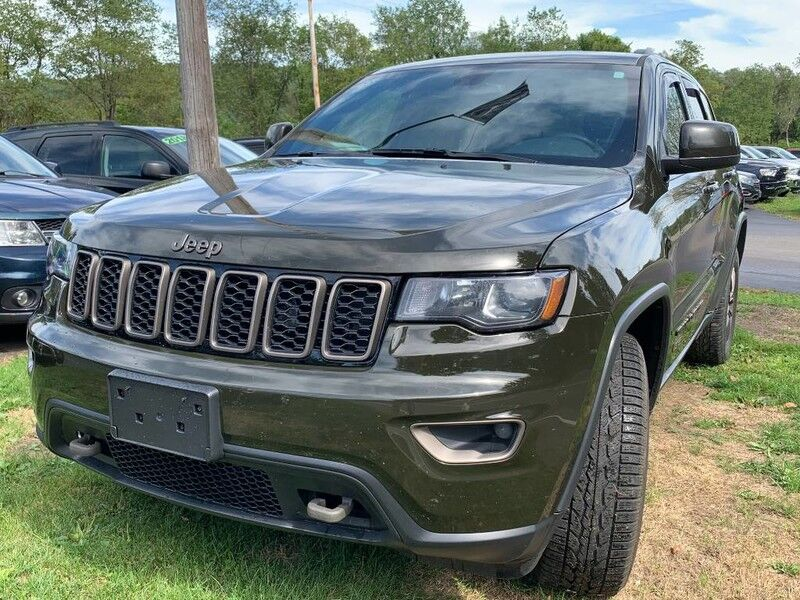 2016 Jeep Grand Cherokee 75th Anniversary Little Valley NY