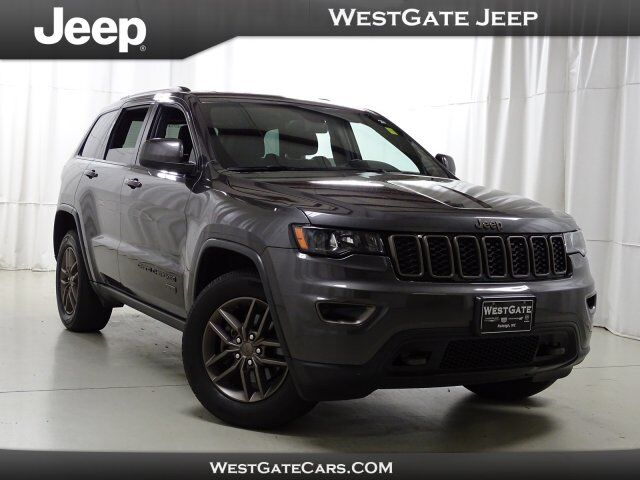 2016 Jeep Grand Cherokee 75th Anniversary Raleigh NC