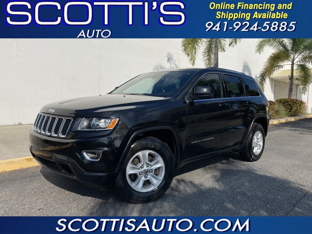 2016 Jeep Grand Cherokee 75th Anniversary~GREAT COLOR COMBO~ ONLINE FINANCE AND SHIPPING! Sarasota FL