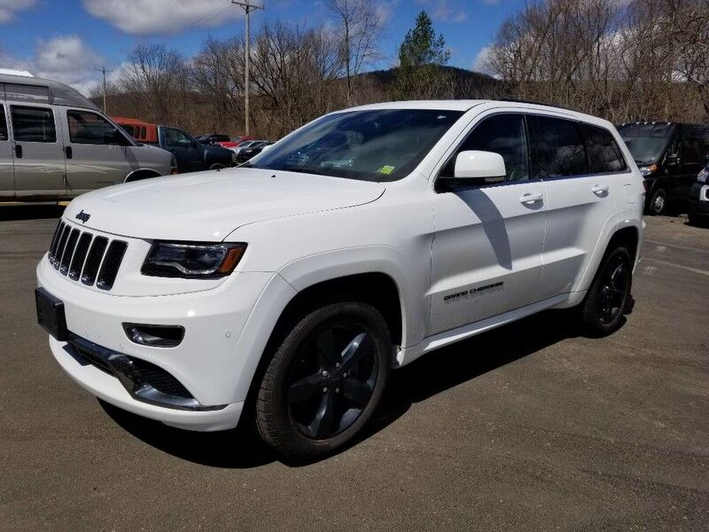 2016 Jeep Grand Cherokee High Altitude Little Valley NY ...