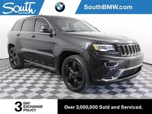2016_Jeep_Grand Cherokee_High Altitude_ Miami FL