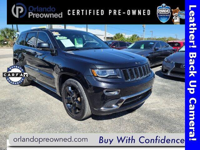 2016 Jeep Grand Cherokee High Altitude Orlando FL