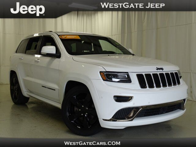 2016 Jeep Grand Cherokee High Altitude Raleigh NC