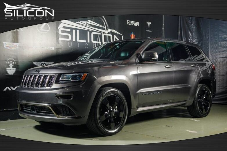 2016 Jeep Grand Cherokee High Altitude Spicewood TX