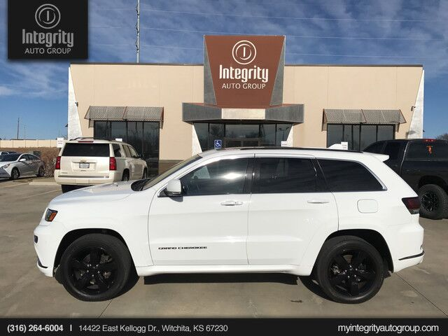 2016 Jeep Grand Cherokee High Altitude Wichita KS