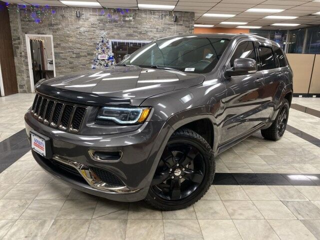 2016 Jeep Grand Cherokee High Altitude Worcester MA
