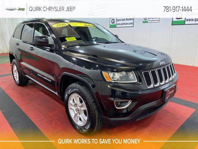 2016 Jeep Grand Cherokee Laredo Braintree MA