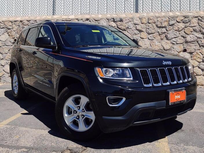 2016 Jeep Grand Cherokee Laredo El Paso TX