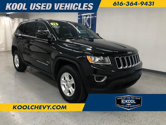 2016 Jeep Grand Cherokee Laredo Grand Rapids MI