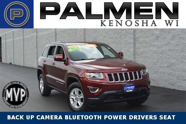 2016 Jeep Grand Cherokee Laredo Racine WI
