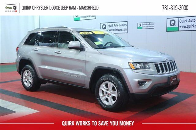 2016 Jeep Grand Cherokee Laredo Marshfield MA