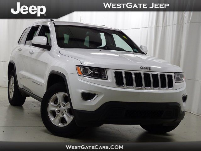 2016 Jeep Grand Cherokee Laredo Raleigh NC