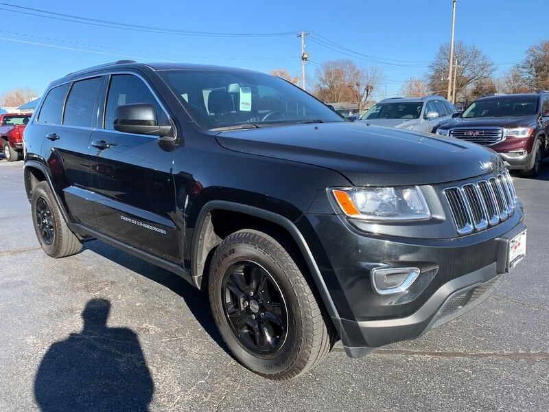 2016 Jeep Grand Cherokee Laredo Red Bud IL