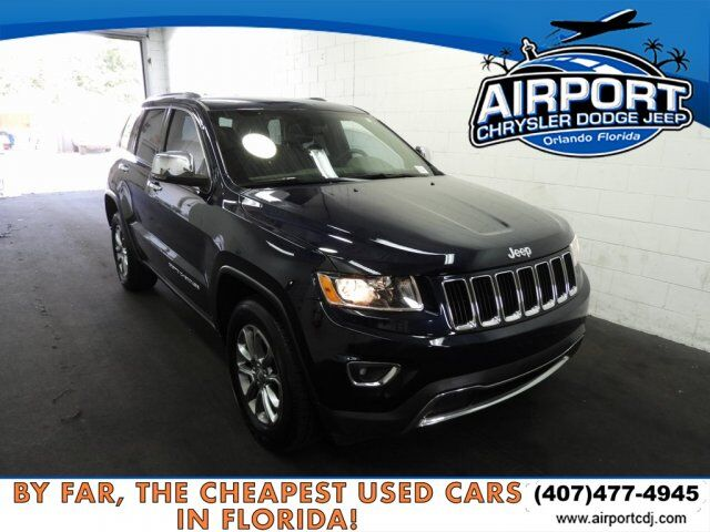 2016 Jeep Grand Cherokee Limited  FL