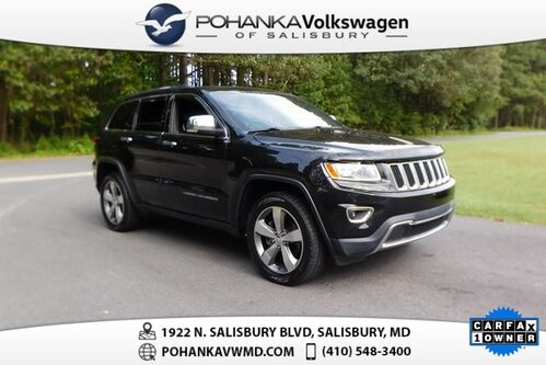 2016_Jeep_Grand Cherokee_Limited ** HEMI ** LOADED **_ Salisbury MD