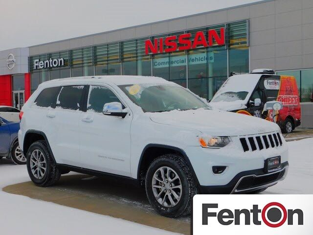 2016 Jeep Grand Cherokee Limited Lee's Summit MO